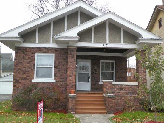 517 N Cedar St, Galesburg, IL 61401