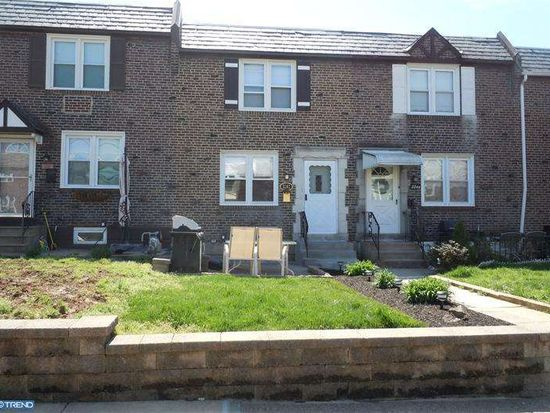 2242 S Harwood Ave, Upper Darby, PA 19082