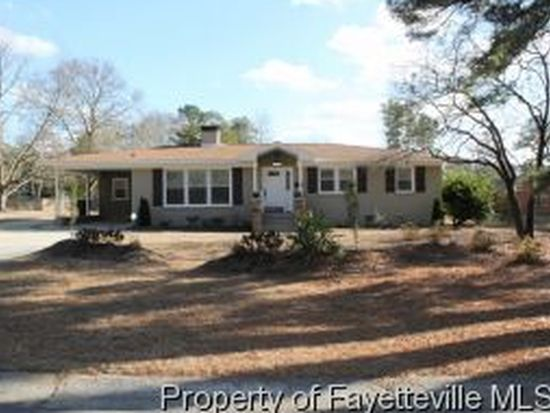 3023 Brechin Rd, Fayetteville, NC 28303