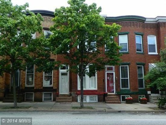 413 W 28th St, Baltimore, MD 21211