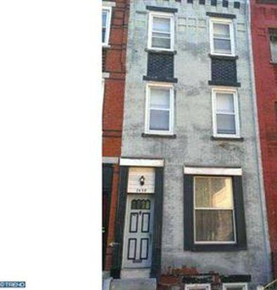 2438 Nicholas St, Philadelphia, PA 19121