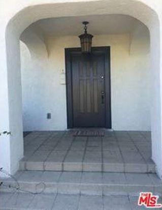 1146 S Hudson Ave, Los Angeles, CA 90019