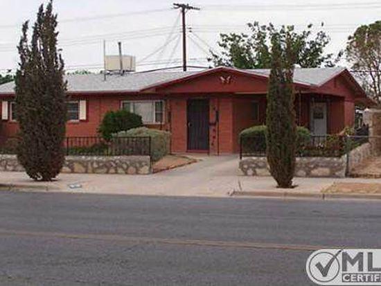 5628 Sun Valley Dr, El Paso, TX 79924