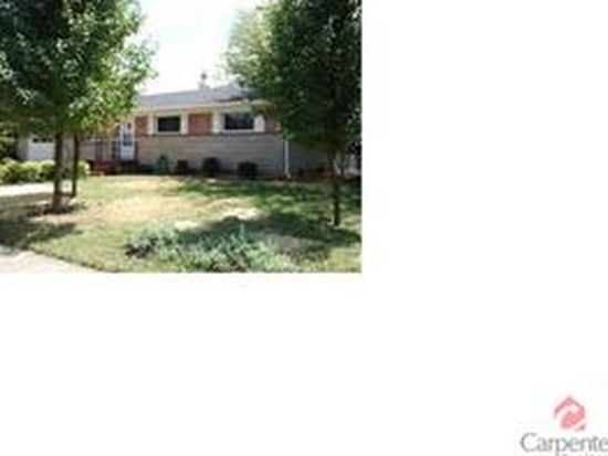 5621 Meadowood Dr, Speedway, IN 46224