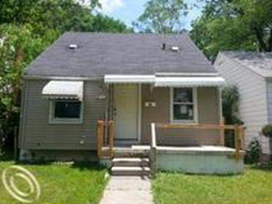 14116 Minock St, Detroit, MI 48223