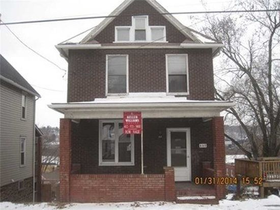 660 4th Ave, Freedom, PA 15042