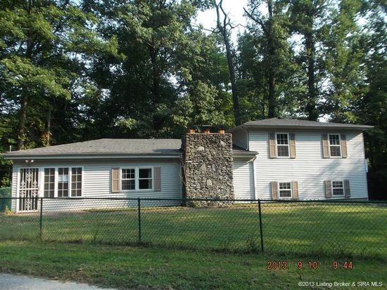 201 Bald Knob Rd, New Albany, IN 47150