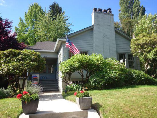 825 E Gwinn Pl, Seattle, WA 98102