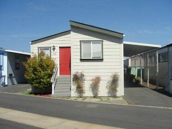 1555 Merrill St SPC 63, Santa Cruz, CA 95062