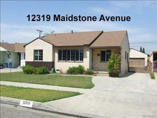 12319 Maidstone Ave, Norwalk, CA 90650