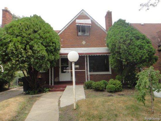 16626 Marlowe St, Detroit, MI 48235