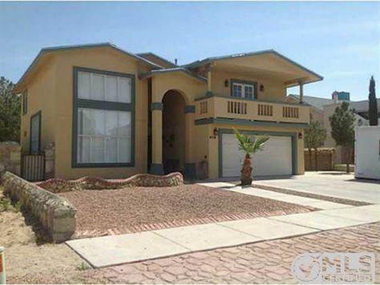 816 Los Lagos Way, El Paso, TX 79907