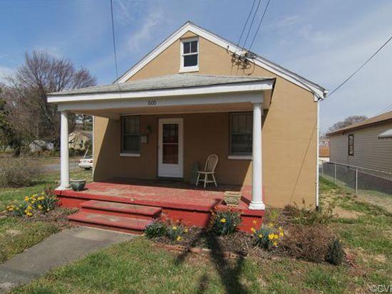 600 Holly Spring Ave, Richmond, VA 23224