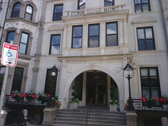 160 Commonwealth Ave APT 502, Boston, MA 02116
