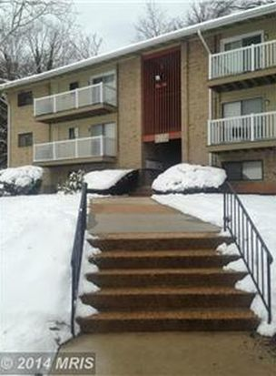 207 N Rock Glen Rd APT F, Baltimore, MD 21229