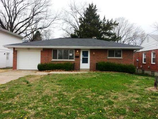 3633 Mckibbon Rd, Saint Louis, MO 63114