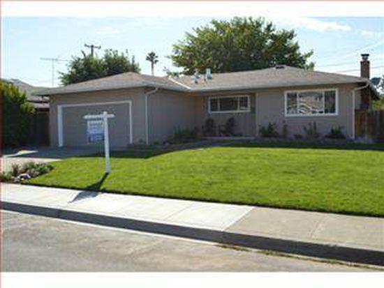 3371 Tracy Dr, Santa Clara, CA 95051