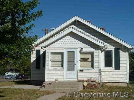 222 W 8th St, Cheyenne, WY 82007