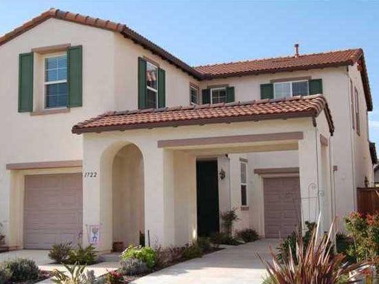 1722 Thorley Way, San Marcos, CA 92078