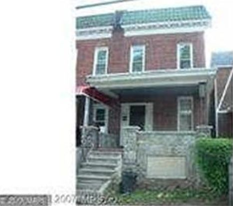 4308 Pimlico Rd, Baltimore, MD 21215