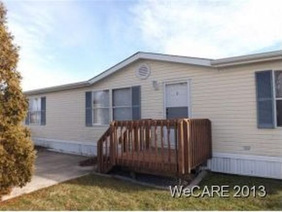 94 Steeple Chase, Lima, OH 45807