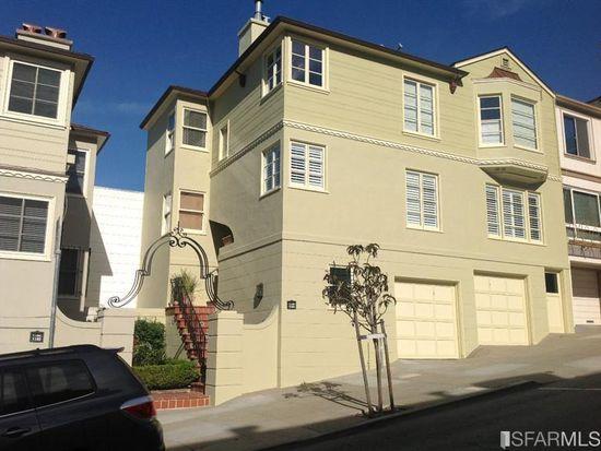 1186 Chestnut St, San Francisco, CA 94109