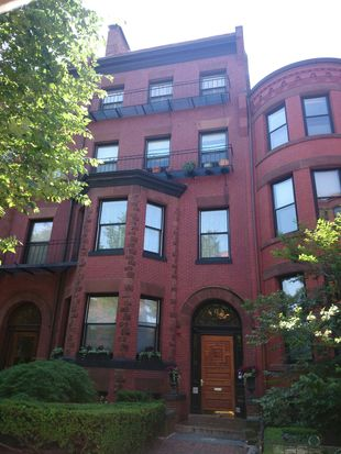 402 Marlborough St APT 2, Boston, MA 02115