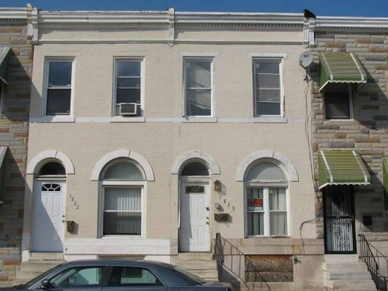 1820 Clifton Ave, Baltimore, MD 21217
