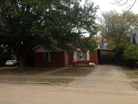 2106 27th St, Lubbock, TX 79411