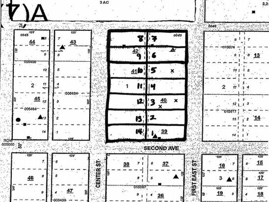 1ST East St LOT 5, Sumrall, MS 39475