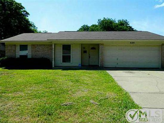 639 Lisa St, Burleson, TX 76028