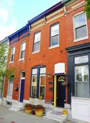 129 N Patterson Park Ave, Baltimore, MD 21231