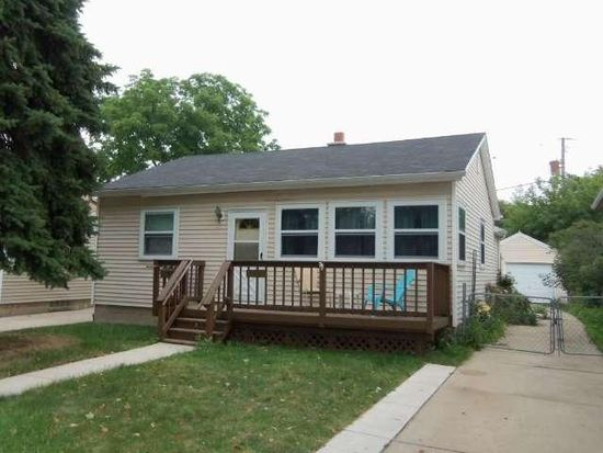3434 S Alabama Ave, Milwaukee, WI 53207