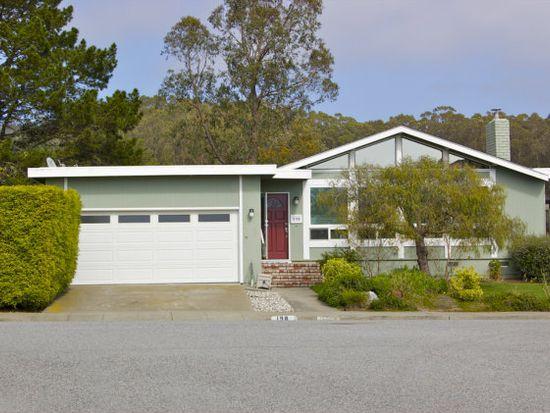 198 Shelter Cove Dr, Half Moon Bay, CA 94019