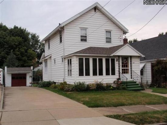 634 Patterson Ave, Akron, OH 44310