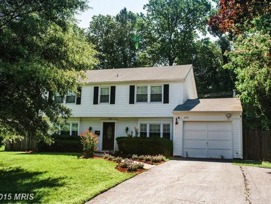 2243 Hindle Ln, Bowie, MD 20716