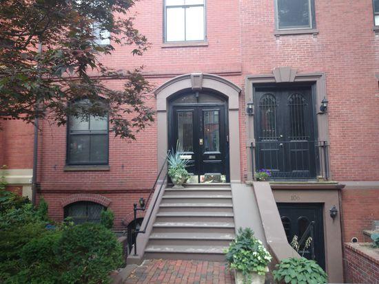 104 Marlborough St UNIT C, Boston, MA 02116