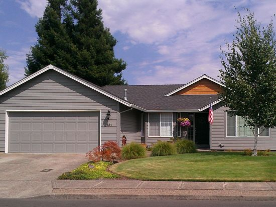 634 S Oak Pl, Canby, OR 97013