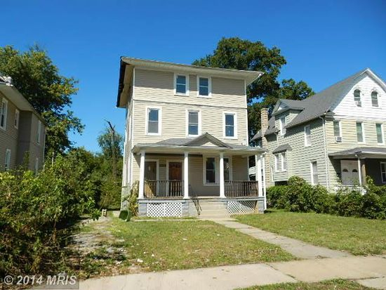 4122 W Forest Park Ave, Baltimore, MD 21207