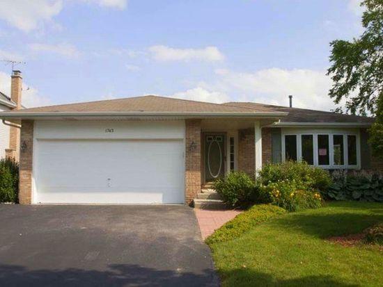 1743 Red Bud Rd, Bolingbrook, IL 60490