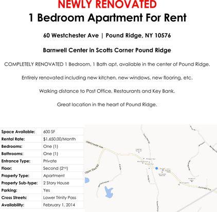 60 Westchester Ave, Pound Ridge, NY 10576