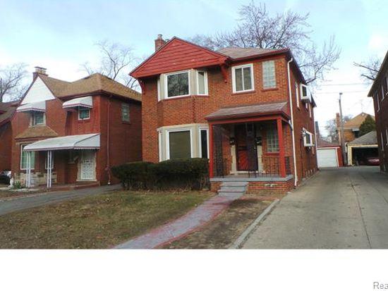 17178 Greenlawn St, Detroit, MI 48221