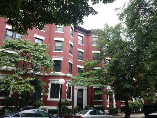 90 Gainsborough St UNIT 201E, Boston, MA 02115