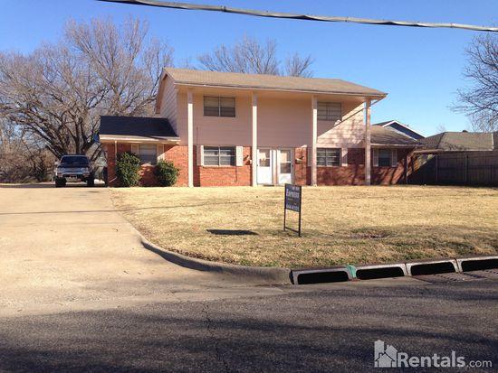 2706 N Ann Arbor Ave, Oklahoma City, OK 73127
