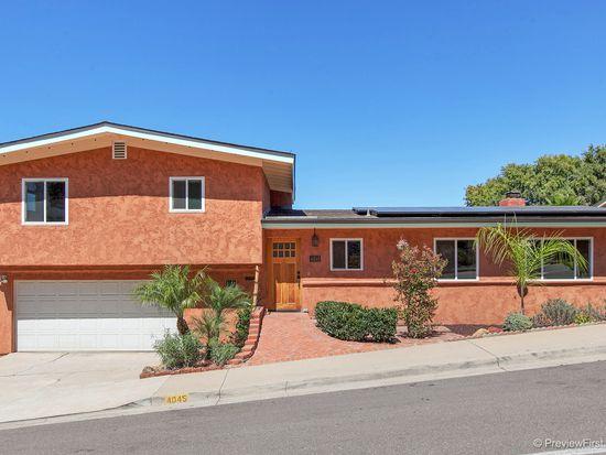 4045 Yale Ave, La Mesa, CA 91941