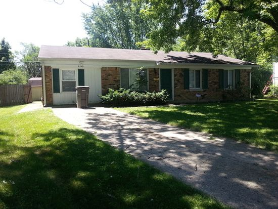 6249 E 43rd St, Indianapolis, IN 46226