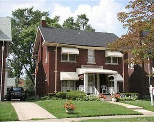 2532 Longfellow St, Detroit, MI 48206