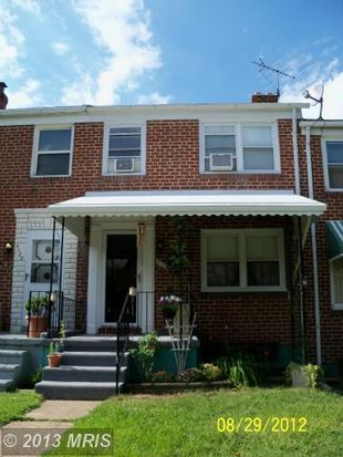 4126 Doris Ave, Baltimore, MD 21225