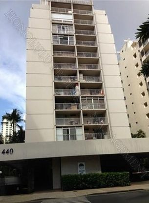 440 Lewers St, Honolulu, HI 96815
