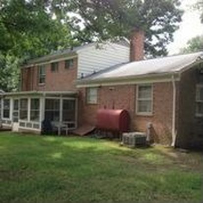 3917 Saldale Dr, North Chesterfield, VA 23237